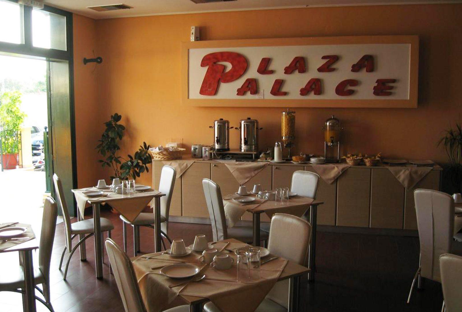 Plaza Palace Hotel restaurant